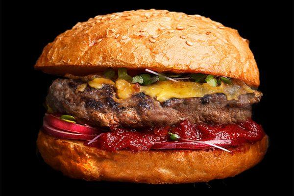 Barne biffburger